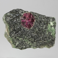 Ruby Pargasite & Zoisite