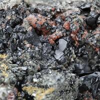 Bitumen & Hematite
