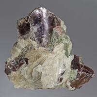Lepidolite & Elbaite