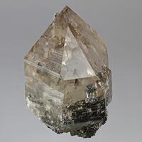 Rock Crystal & Schorl