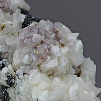 Dolomite Chalcopyrite Quartz