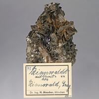 Fluorite & Zinnwaldite