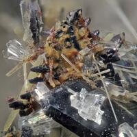 Perovskite Phillipsite & Chabazite