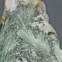 Actinolite & Quartz