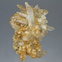 Quartz Dolomite & Calcite