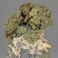 Pyrite Psm Calcite