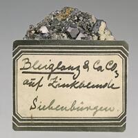 Galena Sphalerite & Tetrahedrite