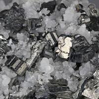 Bournonite & Tetrahedrite