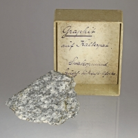Graphite In Calcite