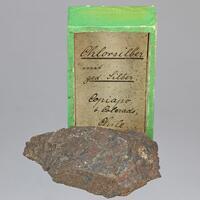Chlorargyrite & Silver