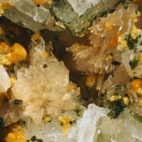 Leucophosphite & Kastningite
