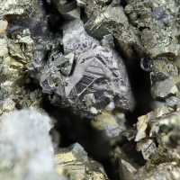 Siegenite & Chalcopyrite