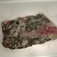 Coombsite Rhodonite