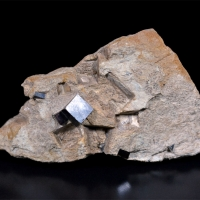 Limonite Psm Pyrite