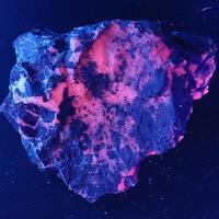 Rhodochrosite & Calcite