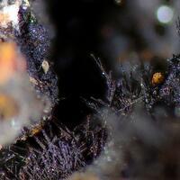 Gortdrumite & Cinnabar
