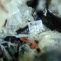 Günterblassite & Pyroxene Group