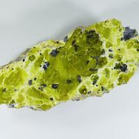 Lizardite & Hematite