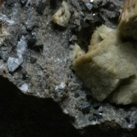 Tetrahedrite With Dolomite