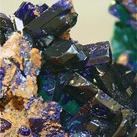 Azurite Malachite & Duftite