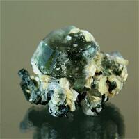 Fluorite Muscovite & Schorl