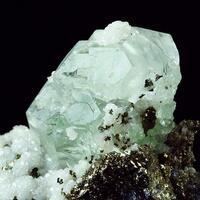 Galena Pyrite Fluorite & Calcite