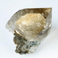 Smoky Quartz & Muscovite