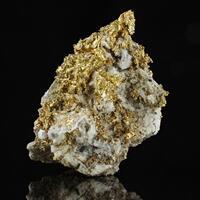 Gold & Quartz