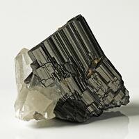 Ferberite Quartz & Pyrite