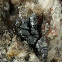 Argentite Fluorite
