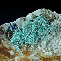 Malachite Azurite & Dolomite