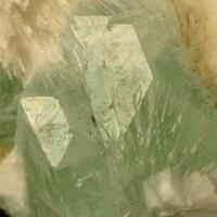 Apophyllite Heulandite & Mordenite