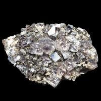 Fluorite Calcite & Galena