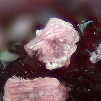 Roselite & Cobaltoan Calcite