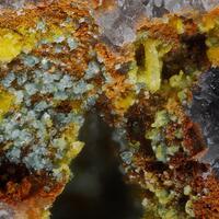 Torbernite Phosphuranylite