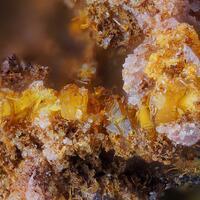 Swamboite Curite & Soddyite