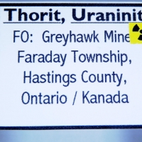 Thorite & Uraninite