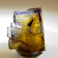 Fluorite With Inclusions