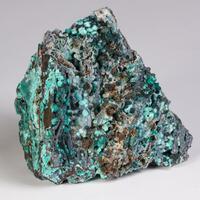 Herbertsmithite & Zincolibethenite