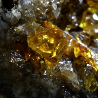Native Sulphur & Bitumen