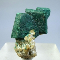 Malachite Psm Azurite On Smithsonite