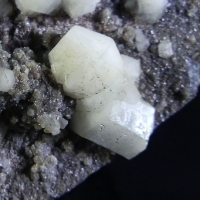 Tarnowitzite On Smithsonite