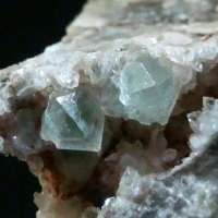 Fluorite & Rock Crystal