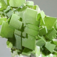 Duftite On Calcite