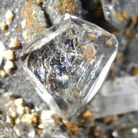 Mirabeau Diamond Celestine & Ankerite
