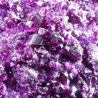Kämmererite With Gypsum On Chromite