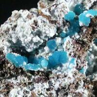 Alumino Adamite & Zincaluminite