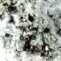 Anatase On Adularia