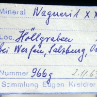 Wagnerite