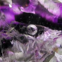 Skeletal Enhydro Amethyst